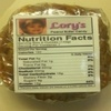 Lory's Peanut Butter Candy